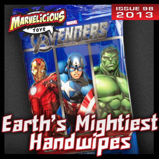 Issue 98: Earth's Mightiest Handwipes