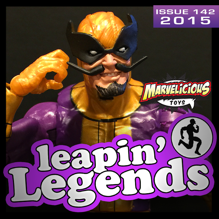 Issue 142: Leapin' Legends!