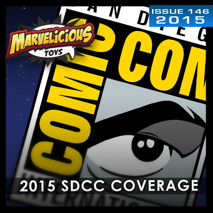 Issue 146: A Tour of the SDCC Show Floor!