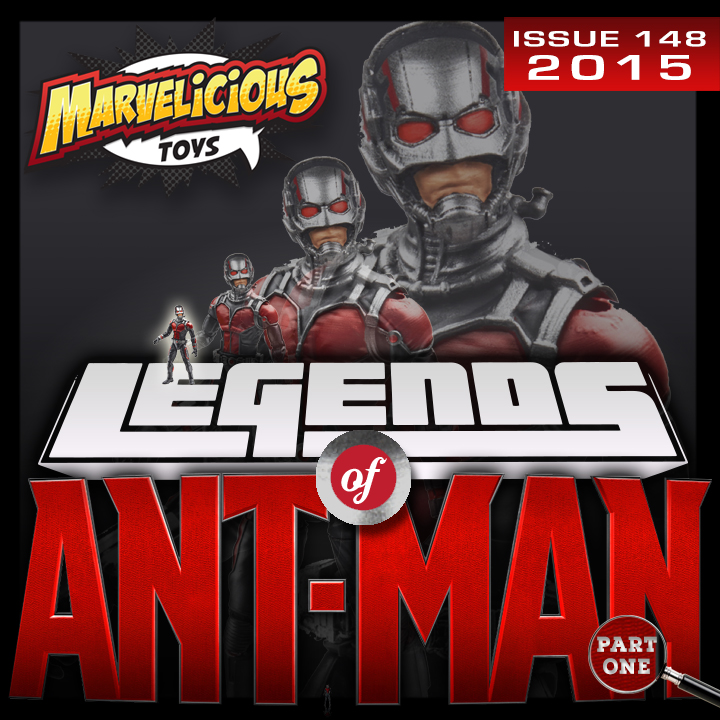 Issue 148: Legends of Ant-Man