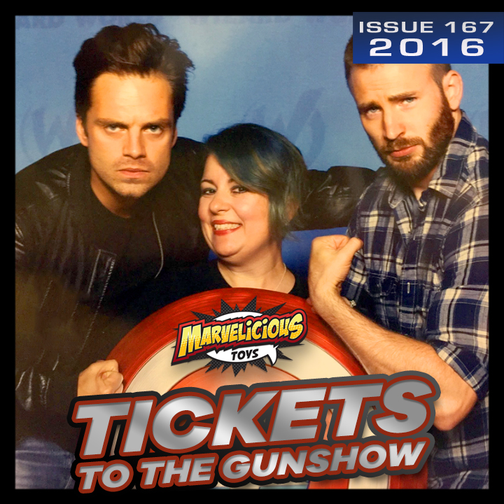Issue 167: Tickets to the Gun Show