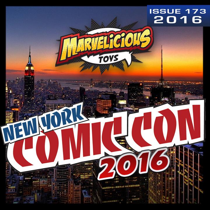 Issue 173: New York Comic Con 2016