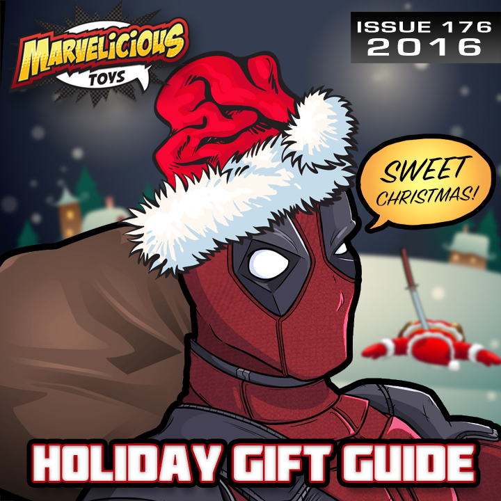 Issue 176: Sweet Christmas 2016 - Black Friday & Holiday Shopping Guide!