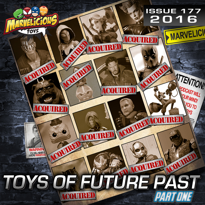 Issue 177: Toys of Future Past 2016