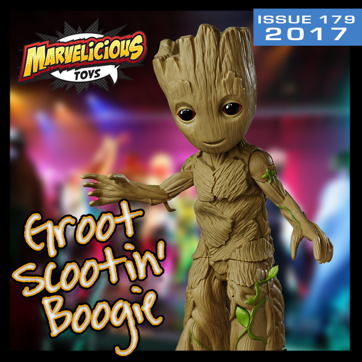 Issue 179: Groot Scootin' Boogie