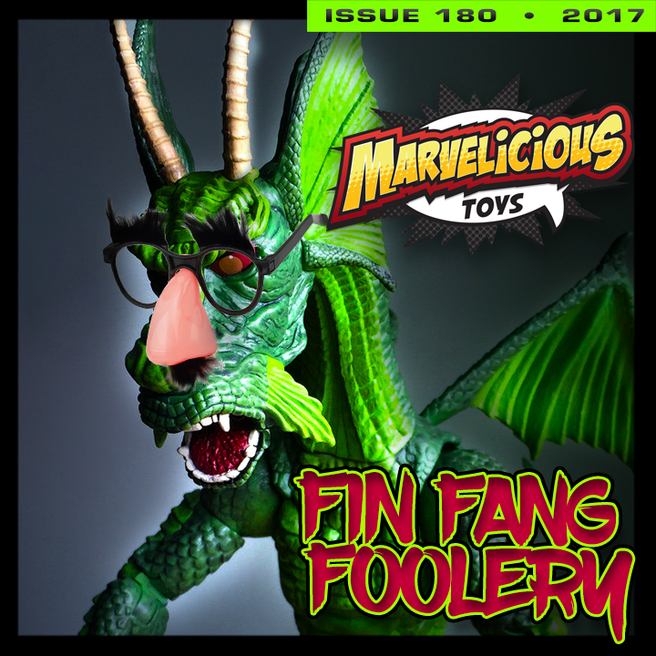 Issue 180: Fing Fang Foolery