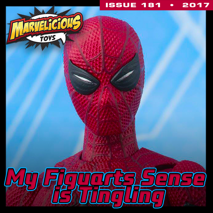 Issue 181: My Figuarts Sense is Tingling