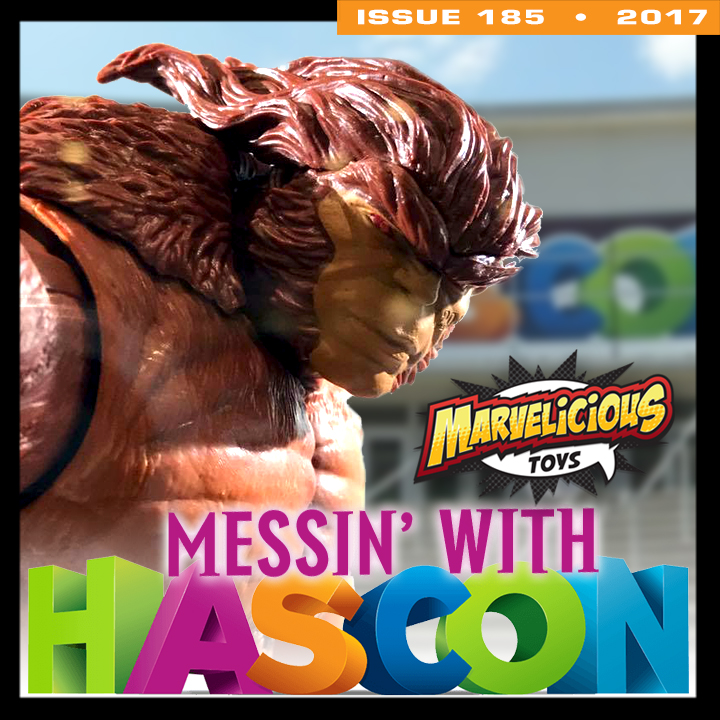 Issue 185: Messin' With HASCON