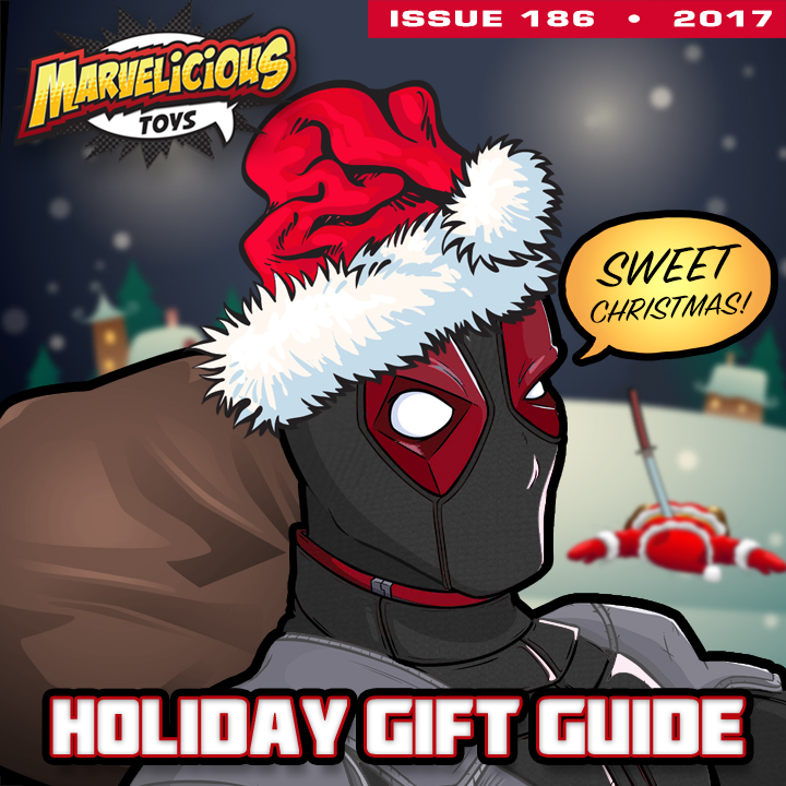 Issue 186: Sweet Christmas 2017 - Black Friday & Holiday Shopping Guide!