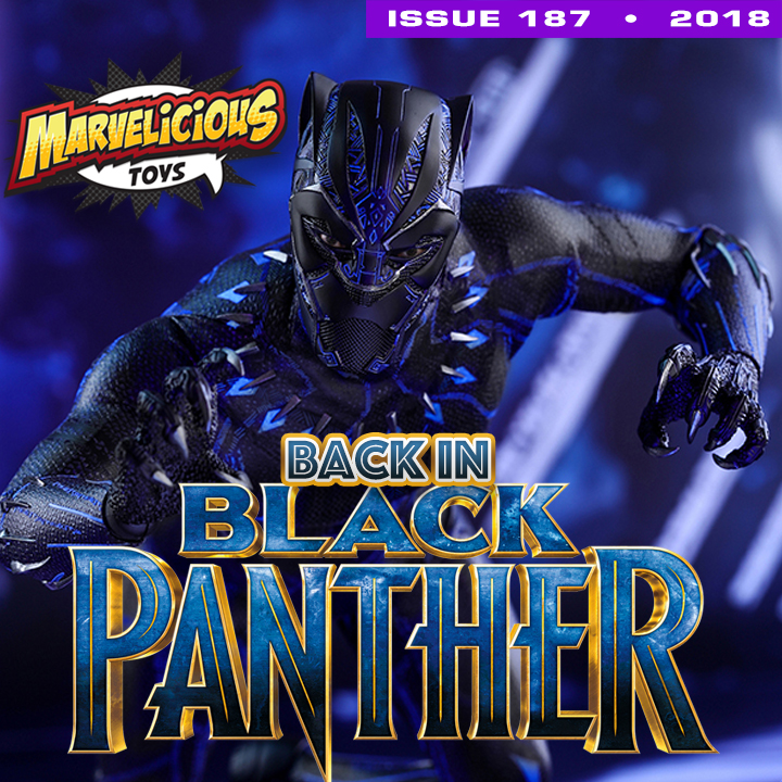 Issue 187: Back in BLACK PANTHER!