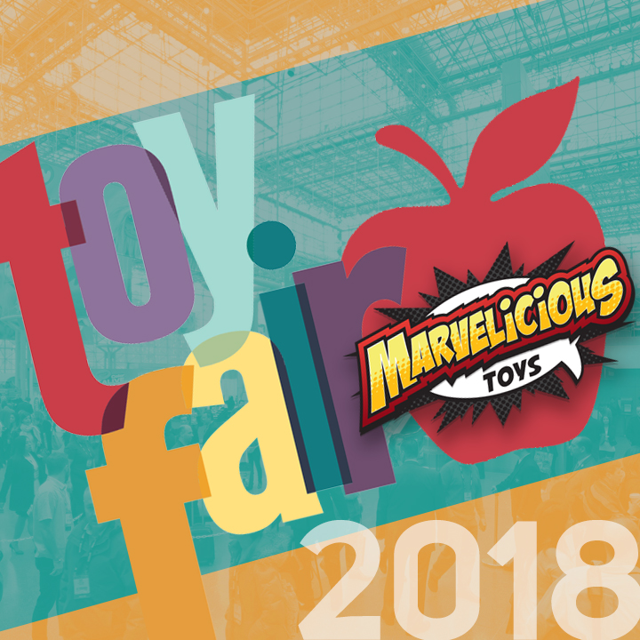 Issue 188: Toy Fair 2018 Video Tour