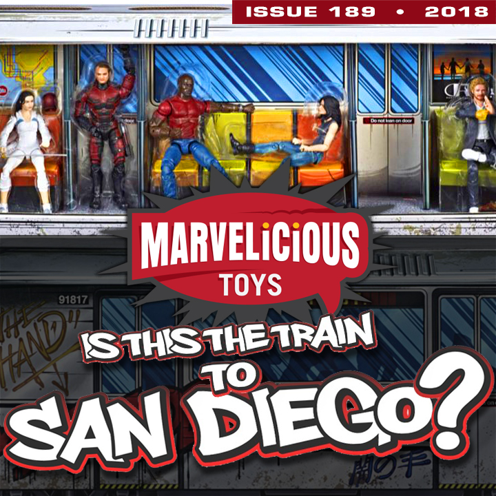 Issue 189: Is This the Train to San Diego?