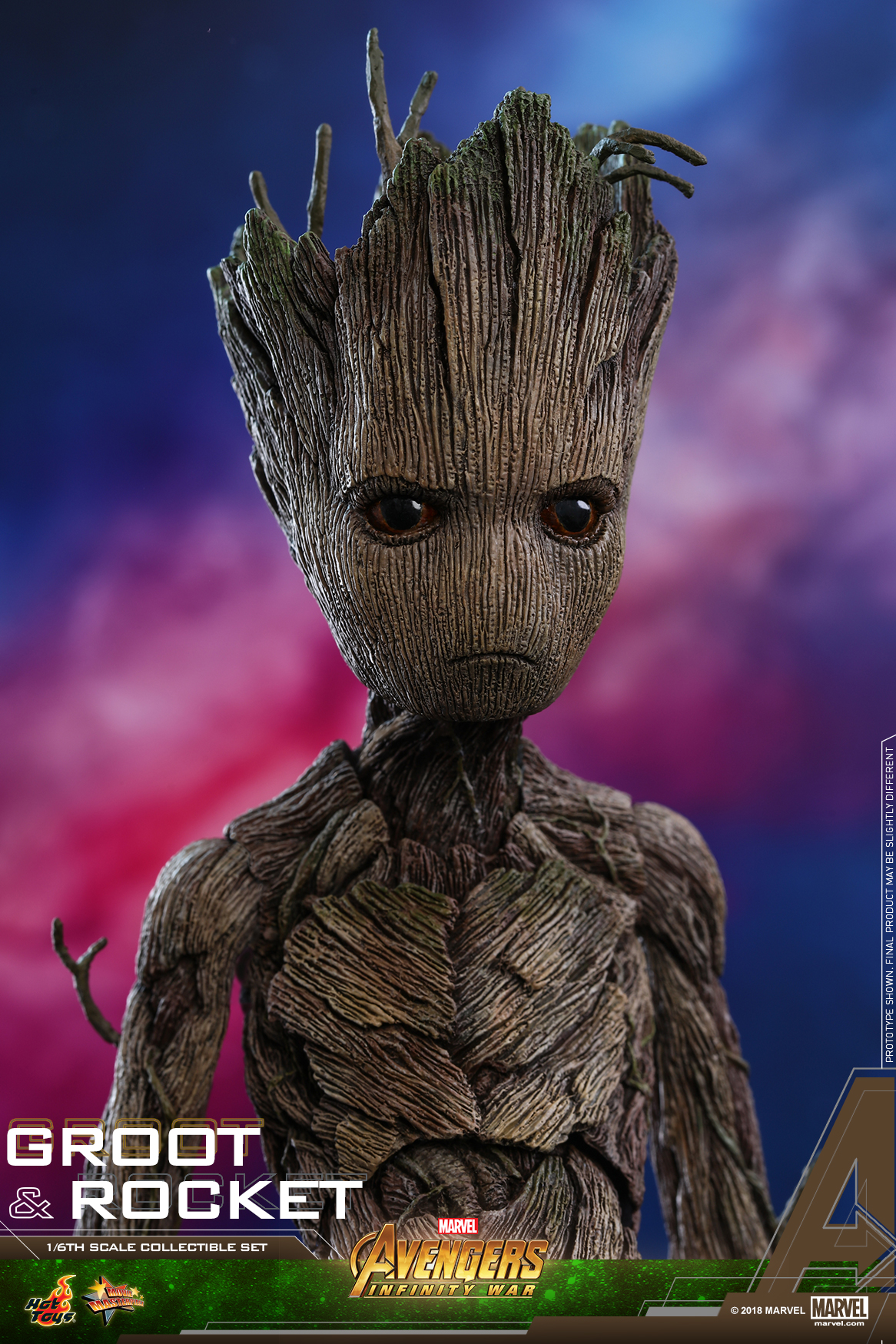 Hot Toys - AIW - Groot & Rocket collectible set_PR13