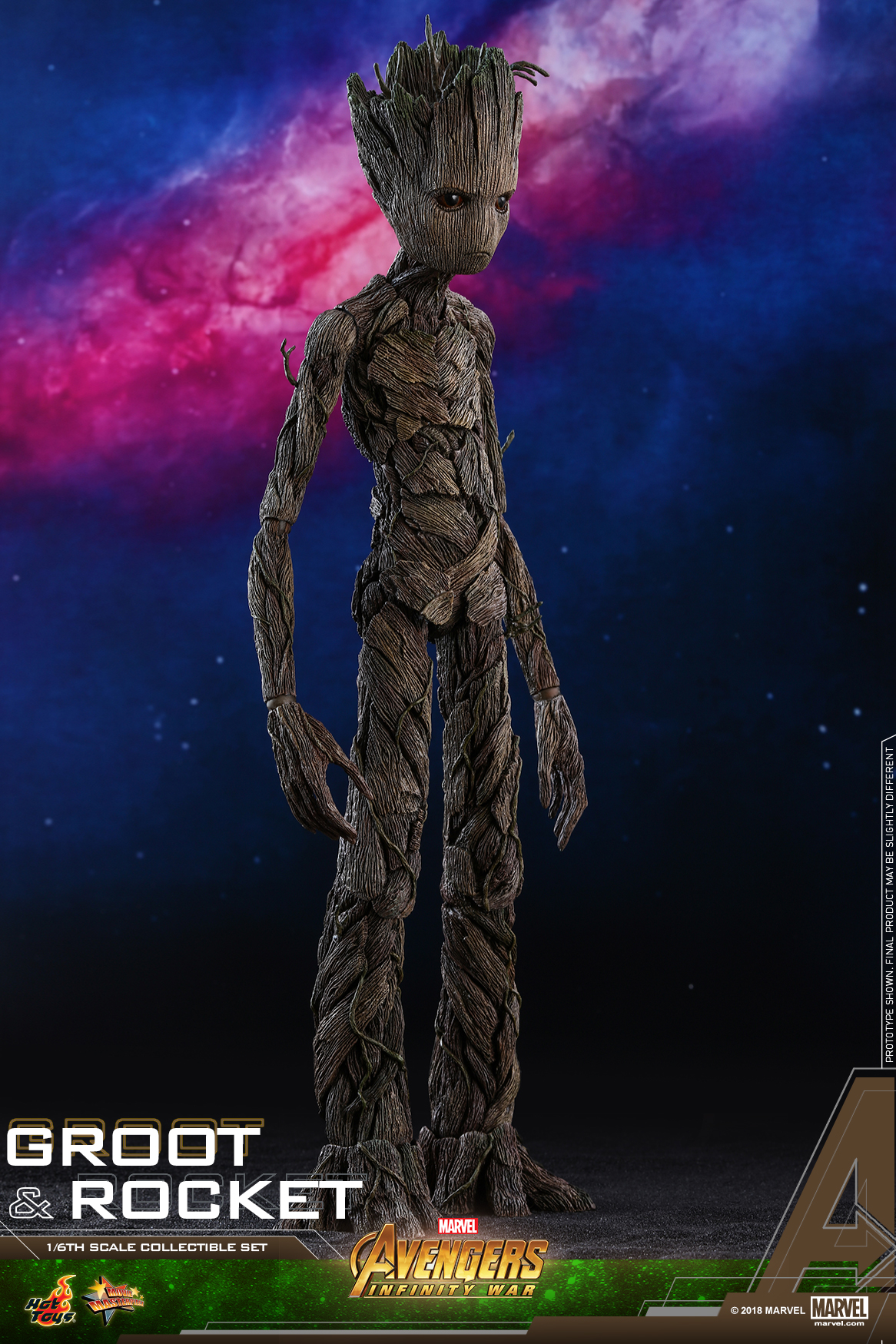 Hot Toys - AIW - Groot & Rocket collectible set_PR8