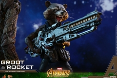 Hot Toys - AIW - Groot & Rocket collectible set_PR24