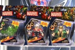 2018 Toy Fair Monogram International Finger Fighters 01