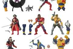 Strong Guy Build-A-Figure Marvel Legends Wave