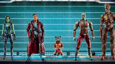 Photo of BACK UP FOR ORDER — Preorder Alert: Guardians of the Galaxy Marvel Legends Figures