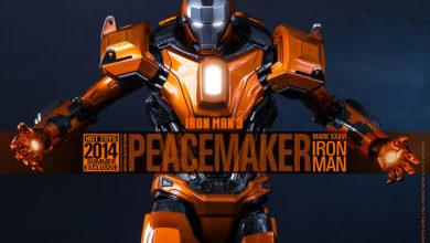 Photo of Pre-Order Alert: Hot Toys Iron Man Mark XXXVI – Peacemaker