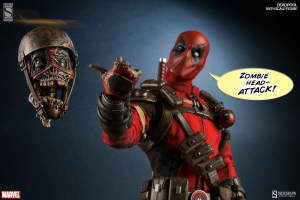 Photo of Pre-Order Alert: Sideshow's 12-Inch Line Begins with DEADPOOL