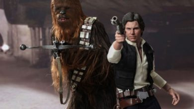 Photo of Hot Toys goes Solo, Han Solo, with the Star Wars license