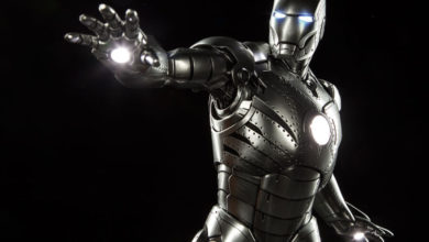 Photo of Pre-Order Alert: Sideshow Iron Man Mk II Maquette