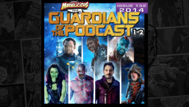 Photo of NEW PODCAST: Marvelicious Toys Issue 132: Guardians of the Podcast Part 1