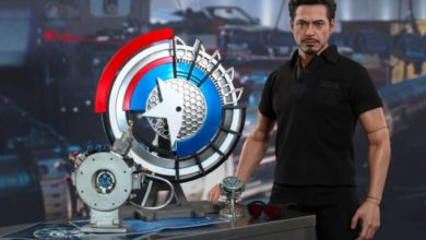 Photo of Pre-Order Alert: Tony Stark with Arc Reactor Creation Accessories