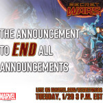 Photo of Watch the SECRET WARS LIVE KICKOFF Next Tuesday 1/20!