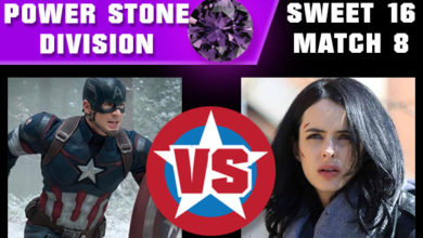 Photo of Marvel Madness Sweet 16 Match 8 – Jessica Jones vs Captain America