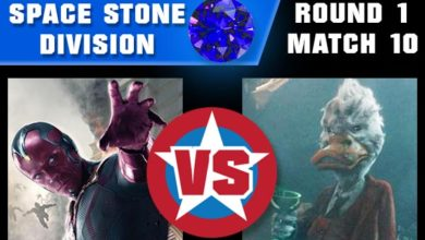 Photo of Marvel Madness Match 10 – Howard the Duck vs Vision!