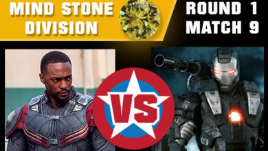 Photo of Marvel Madness Match 9 – Falcon vs War Machine!