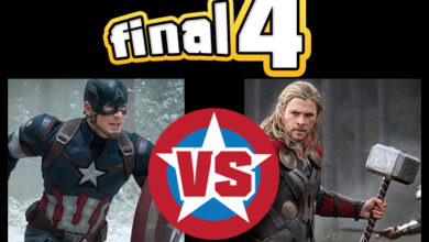Photo of Marvel Madness Final 4 – Captain America vs Thor
