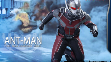 Photo of Pre-Order Alert: Hot Toys Ant-Man from Captain America: Civil War #TeamCap