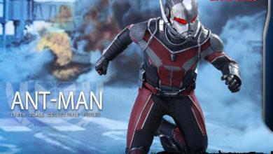 Photo of Pre-Order Alert: Hot Toys Ant-Man from Captain America: Civil War #TeamCap