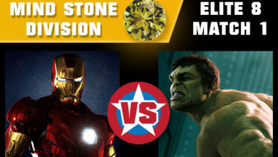 Photo of Marvel Madness Elite 8 – Hulk vs Iron Man!