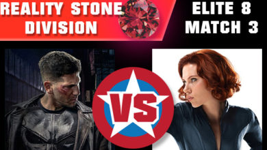 Photo of Marvel Madness Elite 8 – Punisher vs Black Widow