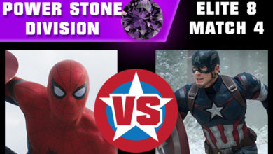 Photo of Marvel Madness Elite 8 – Spider-Man vs Captain America