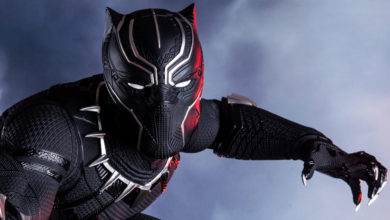 Photo of Pre-Order Alert: Black Panter CIVIL WAR Statue by Iron Studios