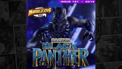 Photo of Issue 187: Back in BLACK PANTHER!