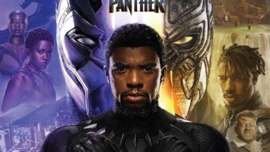 "Photo of Win ""Black Panther: The Art of the Movie"" Book and the ""Black Panther"" Soundtrack CD!"