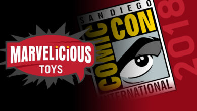 Photo of Marvelicious Toys is Back with Volume 2 of their Vodcast and Podcast