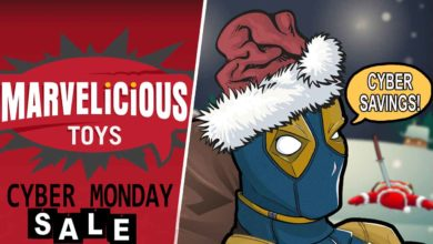 Photo of Marvelicious Cyber Monday Savings for Marvel Collectors!
