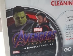 Photo of Fuel Up with Avengers: Endgame in the UK