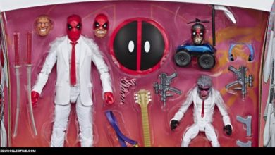 Photo of SDCC 2019 Marvel Legends Reveals Now Up for Order