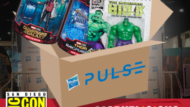 Photo of The Marvelicious Hosts Unbox Hasbro's SDCC Exclusives Live 7/17, 9-10pm PDT