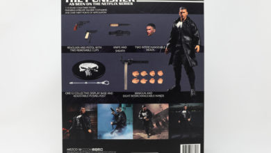 Photo of One Batch, Two Batch… Reviewing Mezco's One:12 Punisher