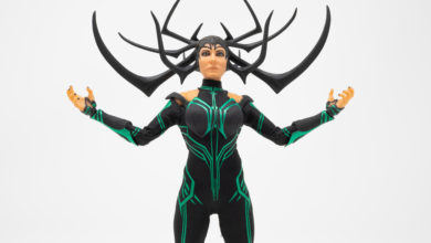 "Photo of Mezco's Latest Marvel One:12 is a ""Hela"" Good Figure"