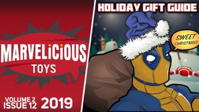 "Photo of New Podcast: Marvelicious Toys 2019 Black Friday Sale and ""Sweet Christmas"" Gift Guide!"