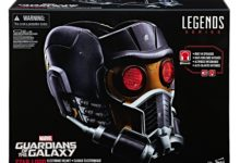 Photo of Hasbro Marvel Legends Star-Lord Helmet Half Off